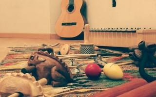 Departamento Primera Infancia - educación musical