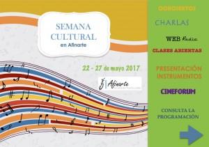 semana cultural programa 1