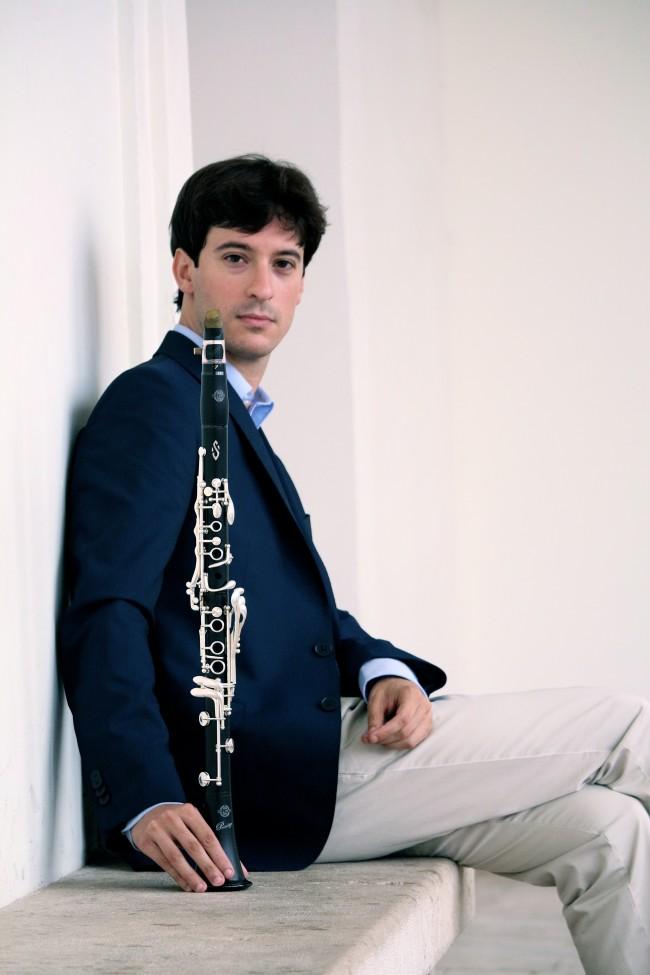 Masterclass de clarinete con Luis Fernández Castelló