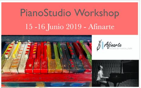 Piano Studio Workshop