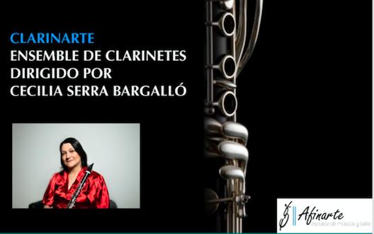 Clarinarte - Ensemble de Clarinetes